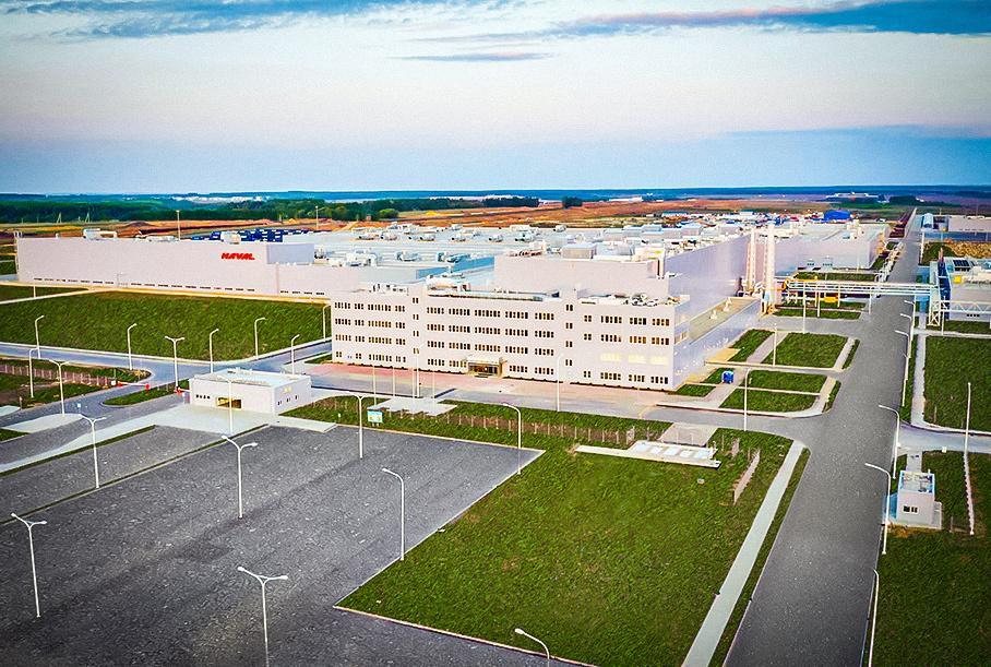 Haval приступил к строительству в РФ предприятия по выпуску двигателей