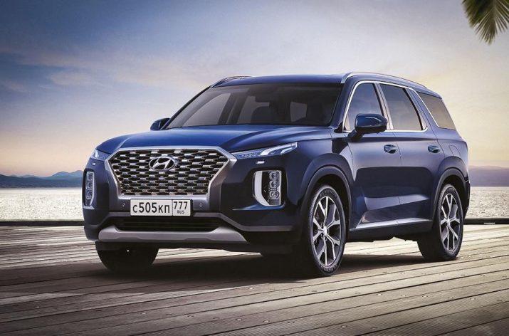 Известна стоимость Hyundai Palisade в РФ