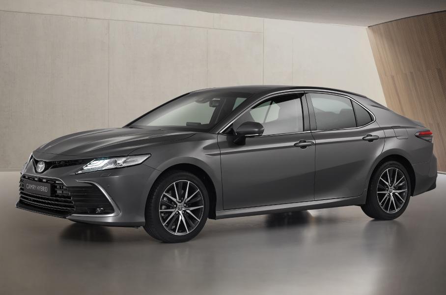 Бренд Toyota модернизировал Camry для европейского авторынка