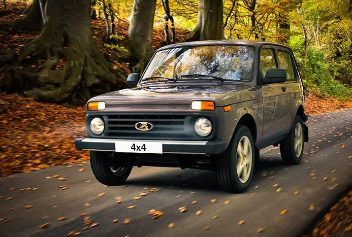 Lada 4x4 выйдет в специсполнении