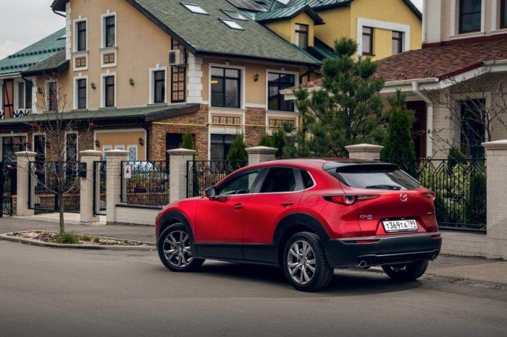 Рассекречены модификации обновленного кроссовера Mazda для РФ