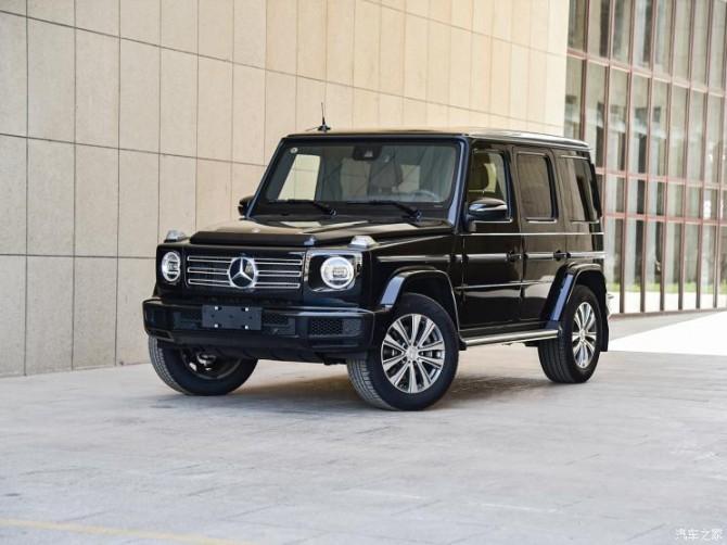 Субренд G-Class появится у Mercedes-Benz