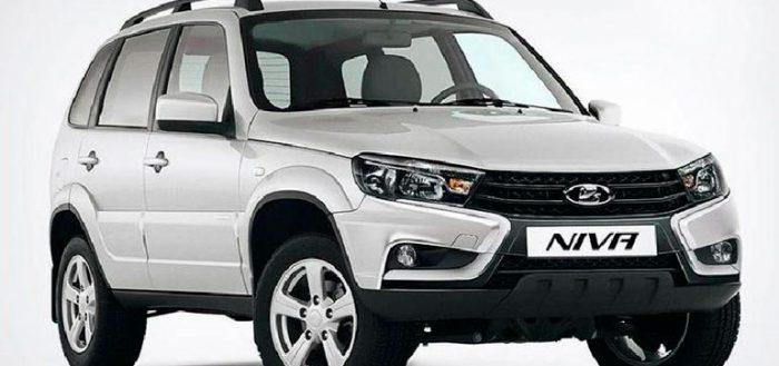 Компания «АвтоВАЗ» произвела 1-ый образец Niva нового поколения