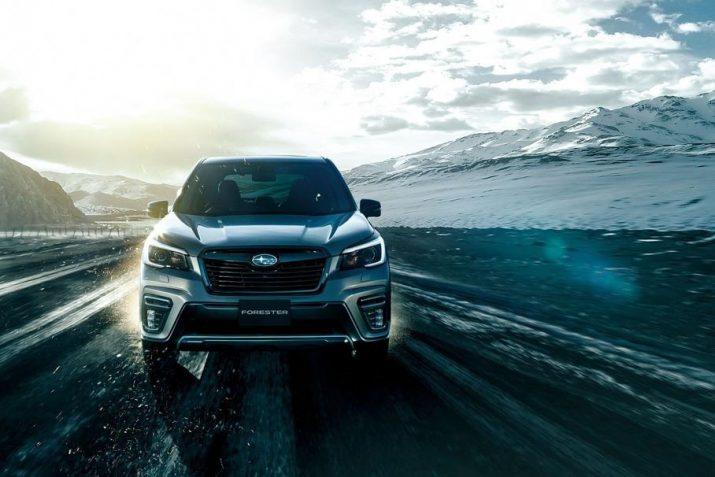 Вариация Sport появится у Subaru Forester в РФ