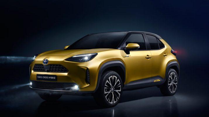 Toyota Yaris Cross – обновленная модель появилась на мировом авторынке