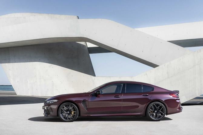 BMW с нового года станет дороже в РФ в среднем на 4,5 процента