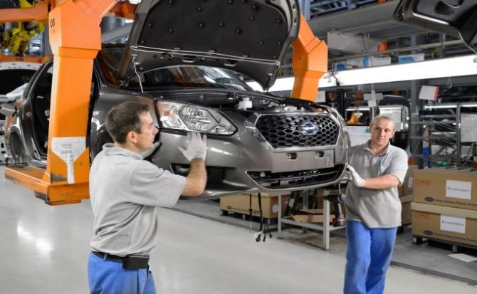 Nissan заявил о завершении выпуска машин Datsun в РФ