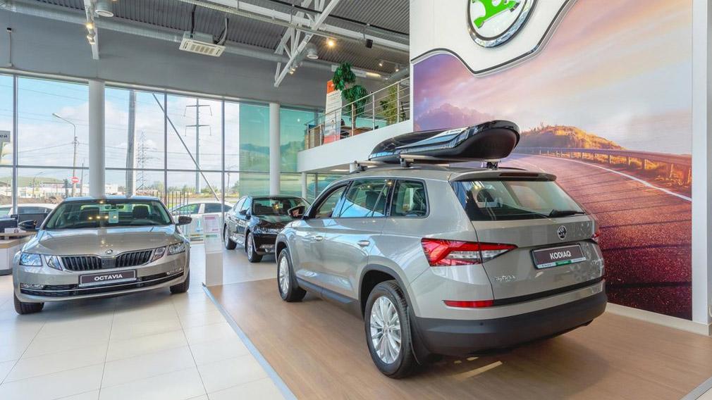 Бренд Skoda сделает скидки на покупку авто марки в декабре