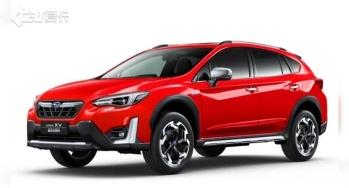 Объявлена стоимость рестайлингового Subaru XV