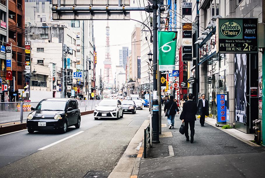 В Японии введут запрет на реализацию авто на бензиновом и дизельном топливе