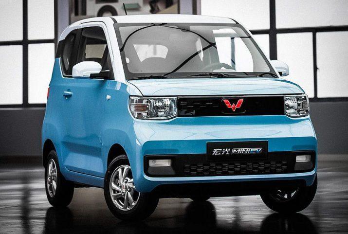 Японцы планируют производить электромобили по цене 200 000 рублей