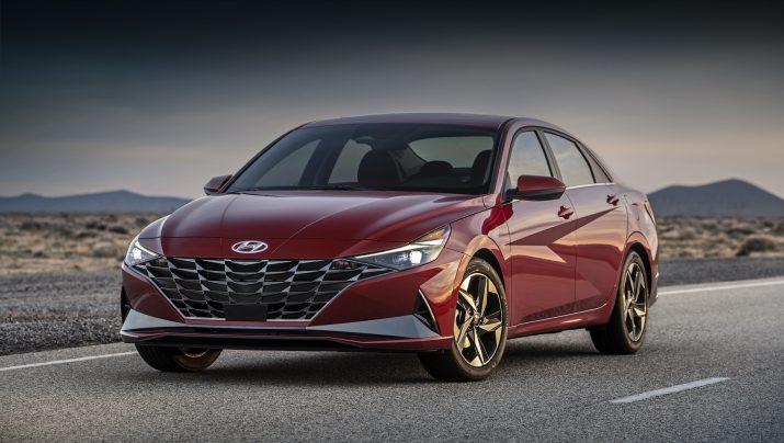 Hyundai Elantra получил статус «Автомобиля года» в Северной Америке