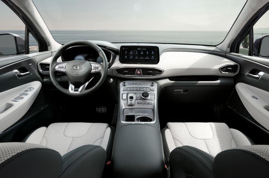 Стали известны данные о двигателях рестайлингового Hyundai Santa Fe для РФ