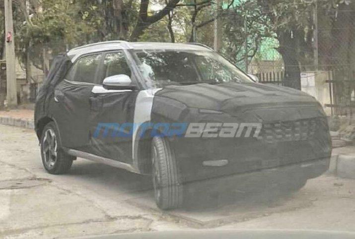 Hyundai Creta с 3-мя рядами возможно дадут отдельное название