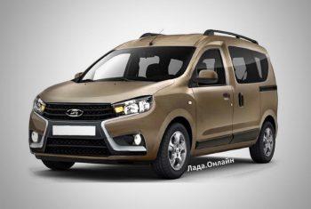Компания «АвтоВАЗ» решила не разрабатывать Lada Van на основе Renault Dokker