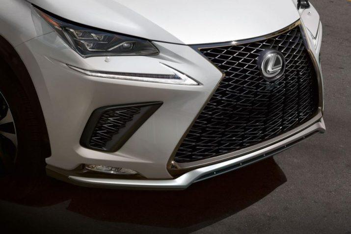 В РФ прошла регистрация имени для нового исполнения Lexus NX
