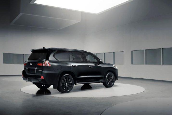 Lexus может произвести рамный вседорожник
