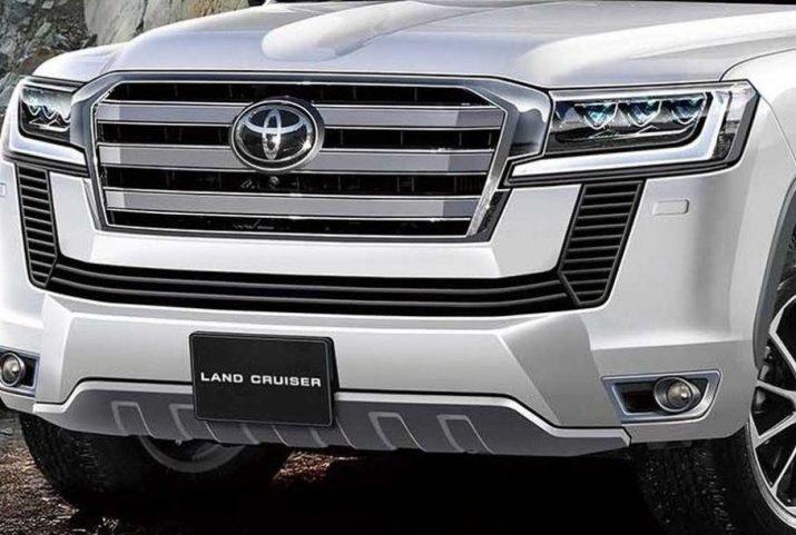 Toyota Land Cruiser следующей генерации можно будет заказать уже этой весной