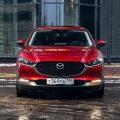 В РФ начали реализацию кроссовера Mazda CX-30