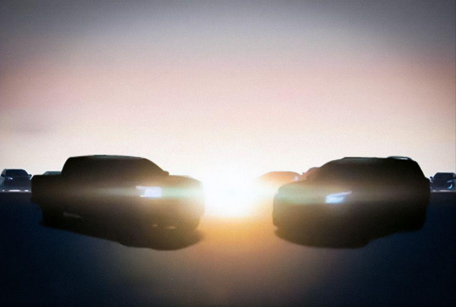 Nissan рассекретил время дебюта новых Pathfinder и Frontier