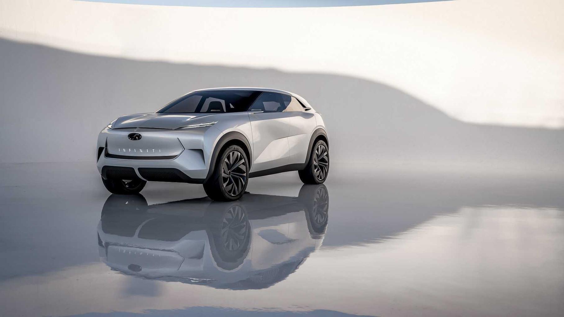 Nissan оформил патент на имя для электромобилей Infiniti