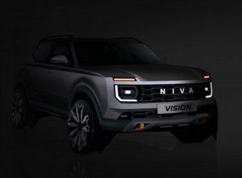 Компания «АвтоВАЗ» раскрыла данные о новинках класса SUV. Одна из них – обновленная Niva