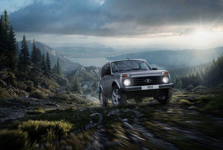 Компания «АвтоВАЗ» изменила имя Lada 4x4