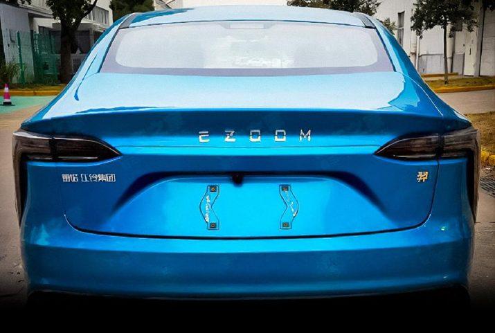 Новый электромобиль от Renault: появились первые снимки