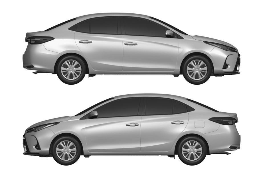 Toyota возможно представит в РФ бюджетный седан Vios