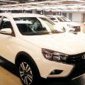 Произведены первые машины Lada Vesta с «Яндекс.Авто»