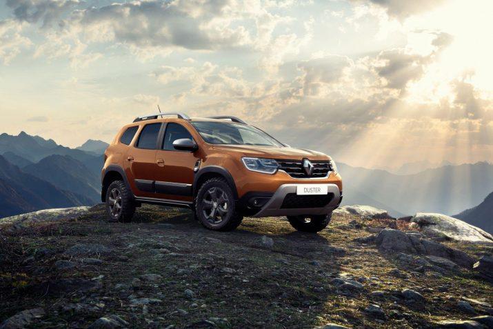 Renault Duster следующей генерации оснастят мотором 1.3