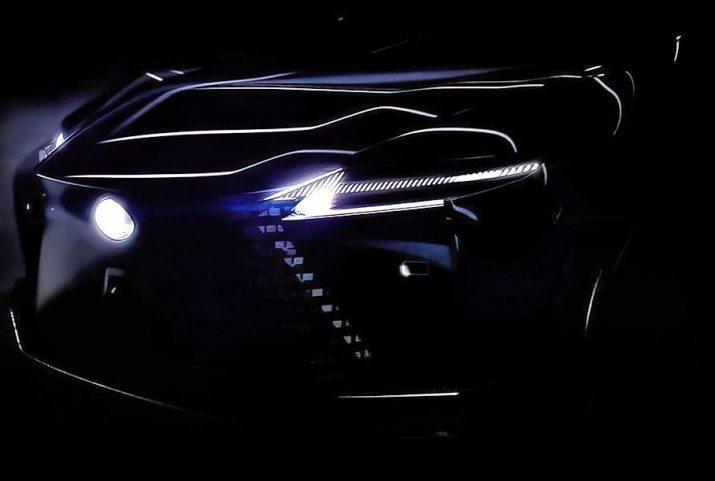 Lexus сделал анонс вседорожника с 3-мя рядами с новой системой мультимедиа