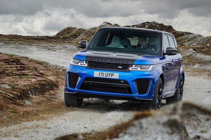 Land Rover отметил реализацию 1-миллионного Range Rover Sport