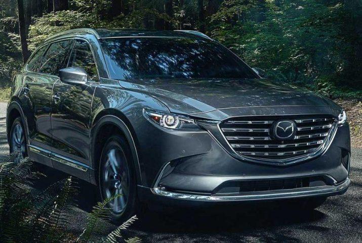 В РФ начинается реализация рестайлингового Mazda CX-9: стоимость и модификации