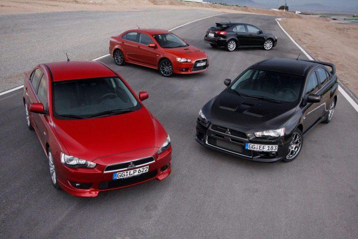 Mitsubishi сделала продление прав на имена Lancer и Colt в РФ