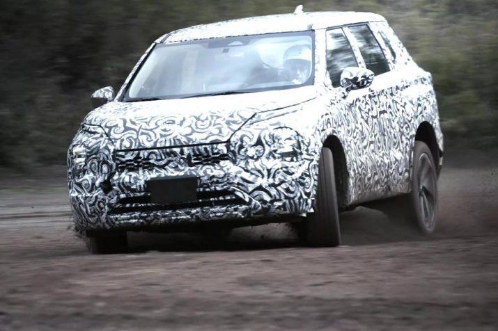 Начался выпуск Mitsubishi Outlander новой генерации