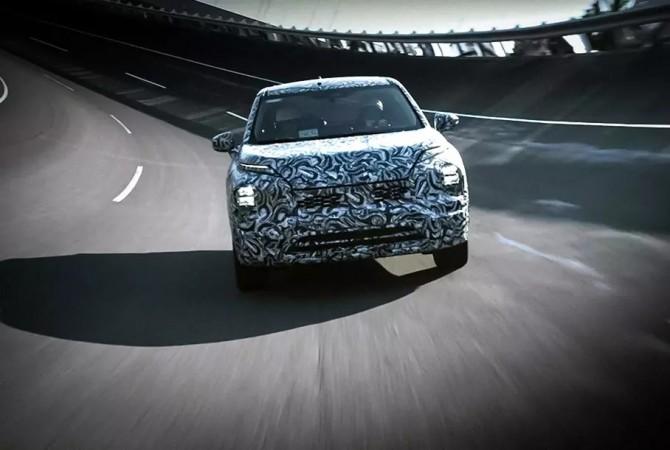 Новые подробности об обновленном Mitsubishi Outlander для РФ