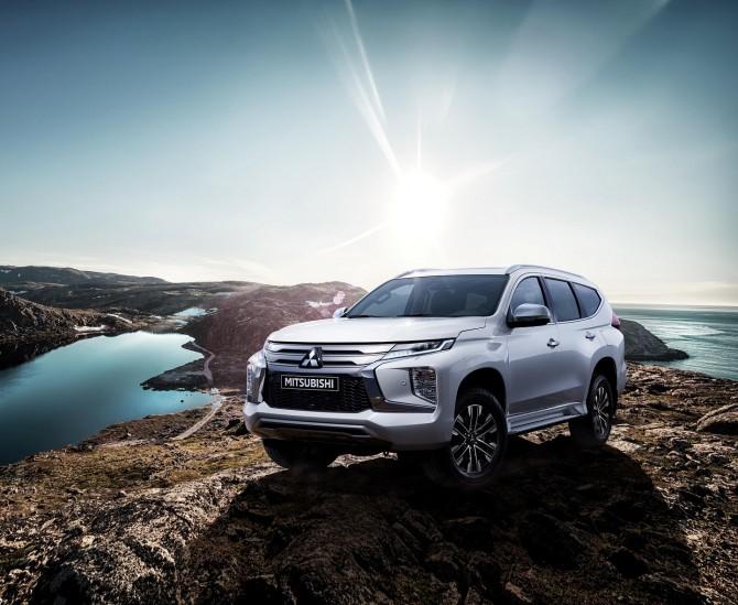 Mitsubishi рассекретила спецификации рестайлингового Pajero Sport для РФ