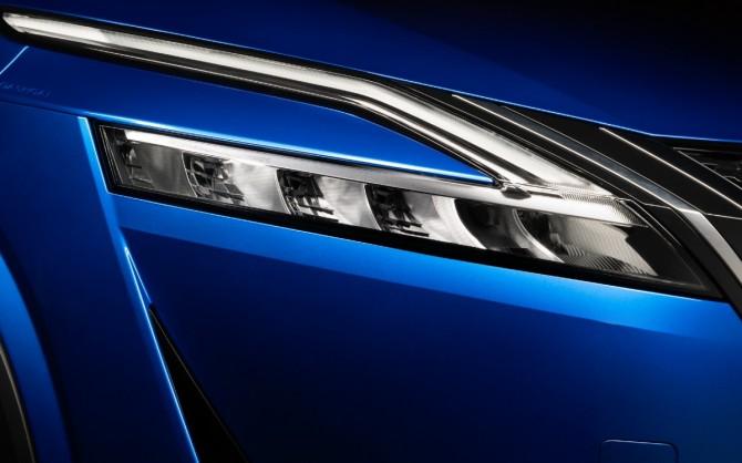Nissan рассекретил детали о рестайлинговом Qashqai