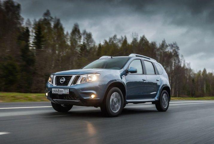 Известны детали о Nissan Terrano