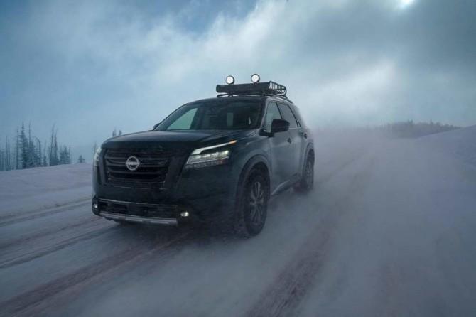 Обновленный Nissan Pathfinder привезут в РФ