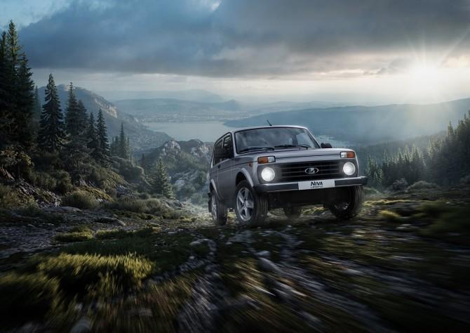 Компания «АвтоВАЗ» нарастит выпуск вседорожников LADA Niva Legend