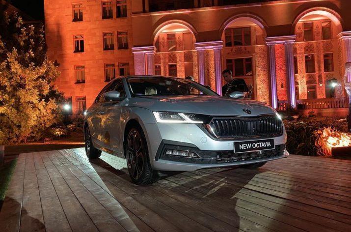 В РФ произошла приостановка выдачи новых Skoda Octavia