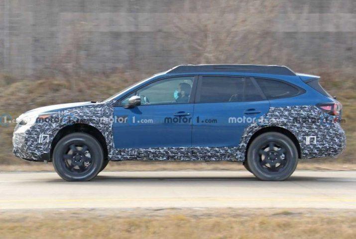 Subaru произведет линию авто, созданных для сурового бездорожья