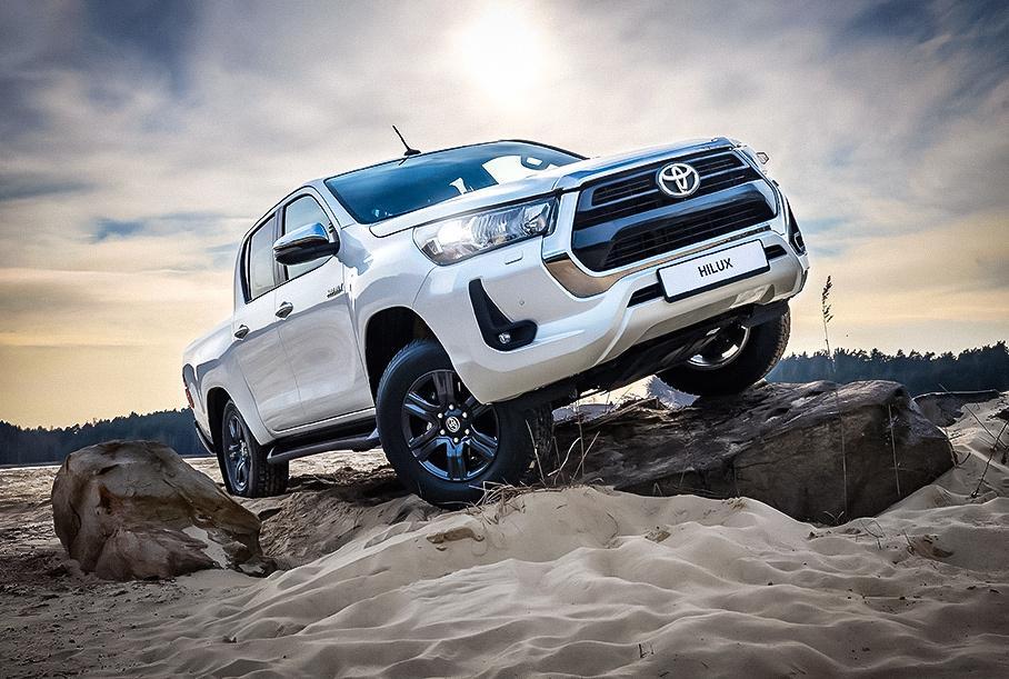 В РФ под отзыв попали тысячи машин Toyota, дефект обнаружен в тормозах