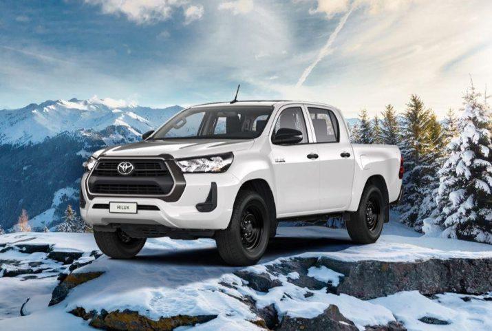 Отечественный Toyota Hilux получит силовую установку на бензине