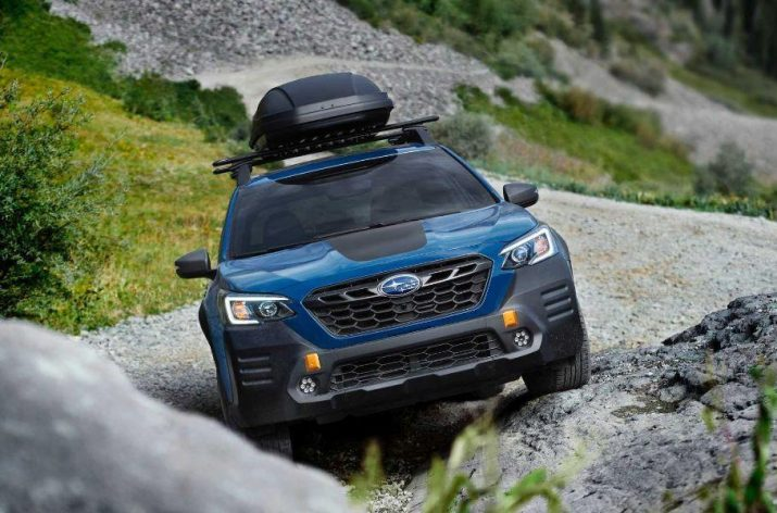 Subaru Outback встречает весну новой версией Wilderness Edition