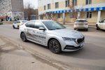 Ценные встречи Абсолютно Новой ŠKODA OCTAVIA  в Волга-Раст-Октава