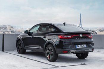 Renault представила кросс-купе Arkana в Европе: стоимость увеличена