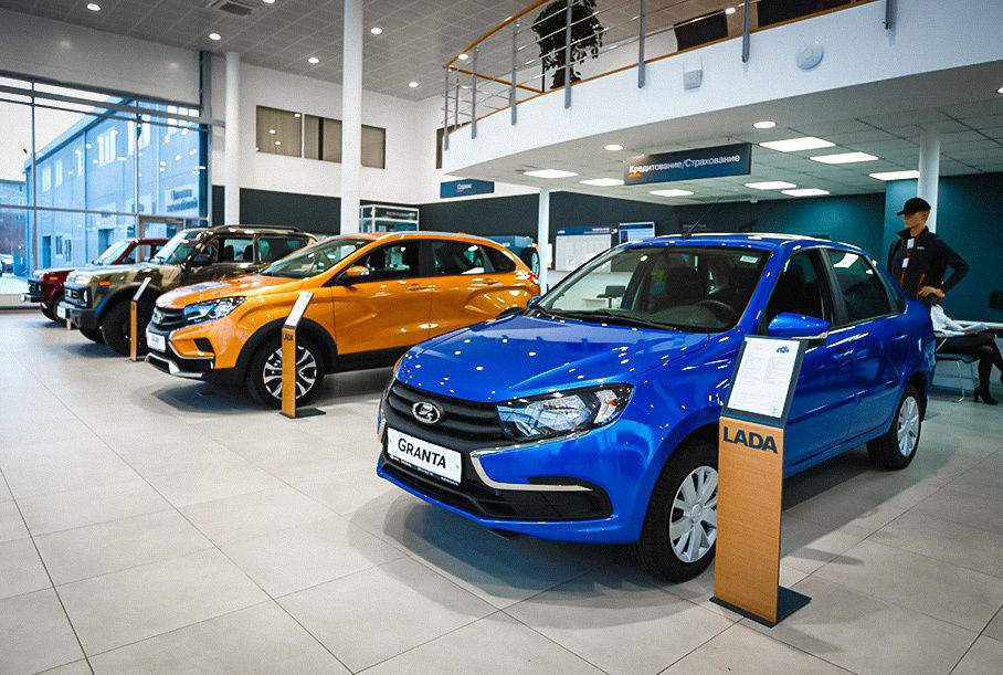 Министерство промышленности и торговли озвучило число авто, которые реализовали с помощью льготных программ